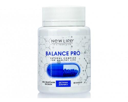 Добавка диетическая BALANCE PRO (Баланс Про) – триптофан и альфа-липоевая кислота – здоровый сон, хорошее настроение,60капсул