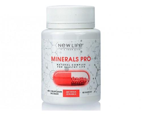 Добавка диетическая MINERALSPRO,60капсул