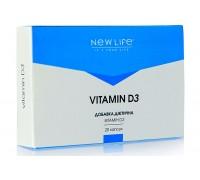 Добавка диетическая VITAMIND3(ВИТАМИН Д3), 20капсул