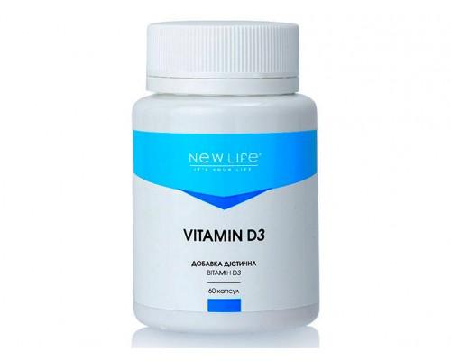 Добавка диетическая VITAMIND3(ВИТАМИН Д3), 60капсул