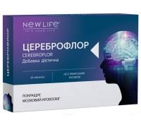 Добавка диетическая ЦЕРЕБРОФЛОР(CEREBROFLOR), 20 таблеток