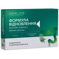 Добавка диетическая ФОРМУЛАОБНОВЛЕНИЯ (ЧИСТОФЛОР), 20 таблеток