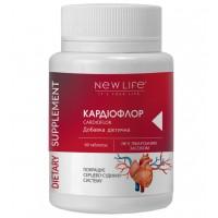 Добавка диетическая КАРДИОФЛОР(CARDIOFLOR), 60 таблеток