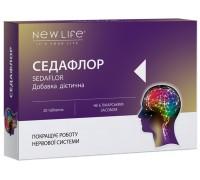 Добавка диетическая СЕДАФЛОР(SEDAFLOR), 20таблеток