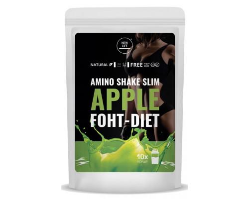 Энергетический напиток Amino Shake Slim Apple